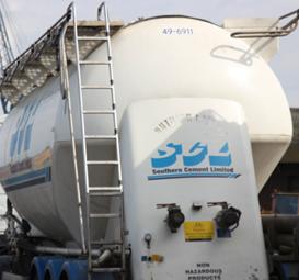 Bulk-Cement-truck
